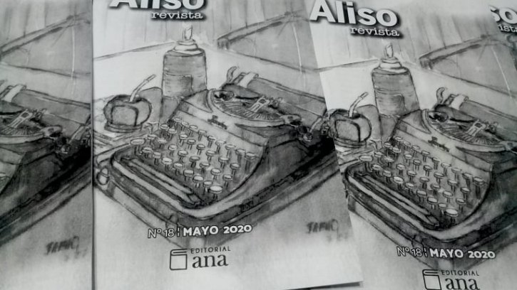 La revista Aliso de mayo, disponible en papel y en la Web